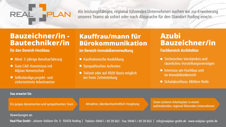 Immobilien in Regensburg, Cham und Schwandorf